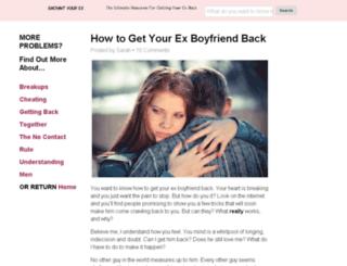 how-to-get-my-ex-boyfriend-back.com screenshot