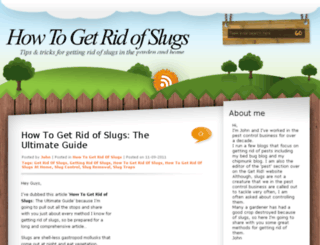 how-to-get-rid-of-slugs.care-of-orchids.info screenshot