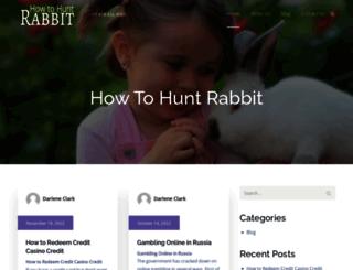 how-to-hunt-rabbit.com screenshot