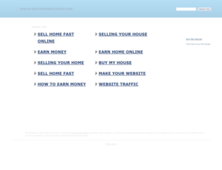 how-to-sell-information-online.com screenshot