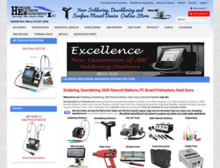 howardelectronics.com screenshot