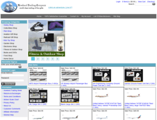 howlandtradingco.com screenshot