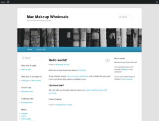 howtoapplyblush.edublogs.org screenshot