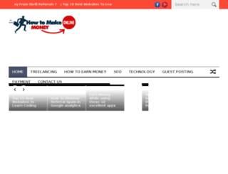 howtoearndollars.com screenshot