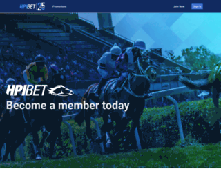 hpibet.com screenshot