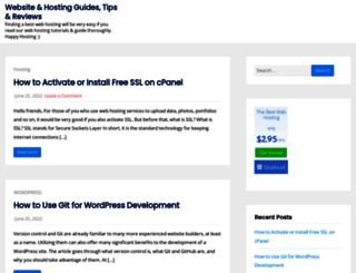 hpmhosting.com screenshot