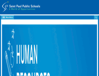 hr.spps.org screenshot