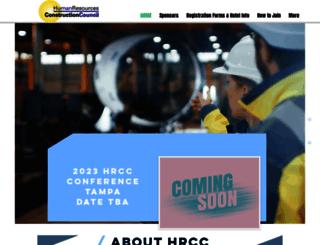 hrccouncil.org screenshot