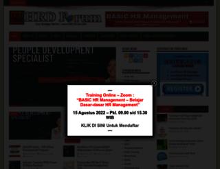 hrd-forum.com screenshot