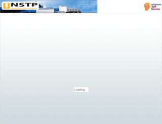 hrms.nstp.com.my screenshot