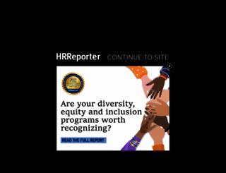hrreporter.com screenshot