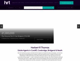 hrt.uk.com screenshot