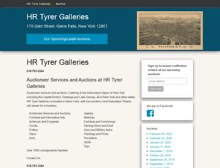 hrtyrergalleries.com screenshot