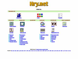 hry.net screenshot