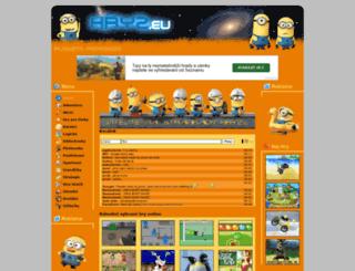 hry2.eu screenshot