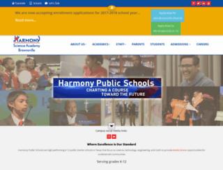 hsabrownsville.org screenshot