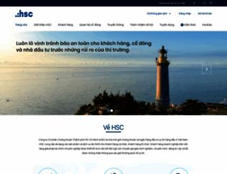 hsc.com.vn screenshot