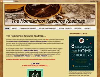 hsroadmap.org screenshot