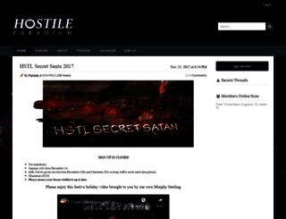 hstl.org screenshot