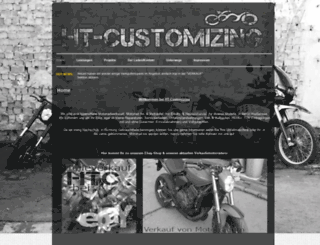 htcustomizing.eu screenshot