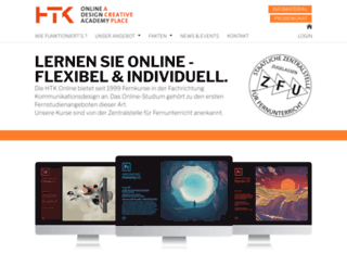 htk-online.de screenshot