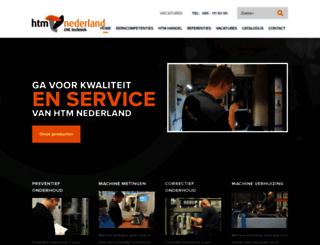 htm-nederland.nl screenshot