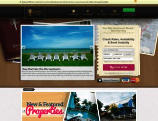 huahinstay.com screenshot