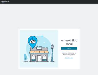 hub.amazon.com screenshot