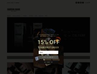 hudsonmadeny.com screenshot