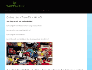 huemuaban.com screenshot