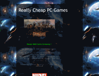 hugepcgamesdiscount.blogspot.com screenshot