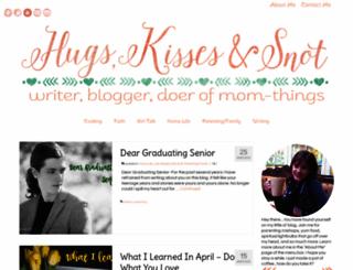 hugskissesandsnot.com screenshot