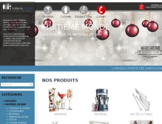 huitieme-monde.com screenshot