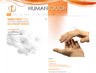 human-touch-magazin.de screenshot