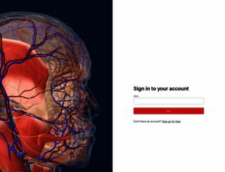 human.biodigital.com screenshot