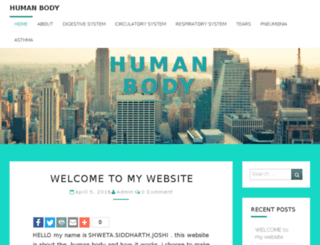 humanbody.clonefutura.net screenshot