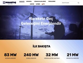 humartas.com.tr screenshot