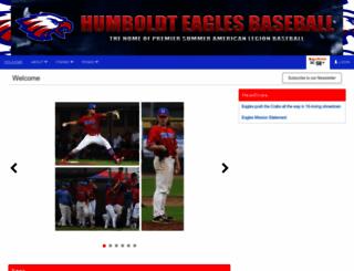 humboldteagles.com screenshot