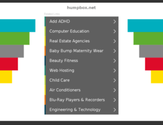 humpbox.net screenshot