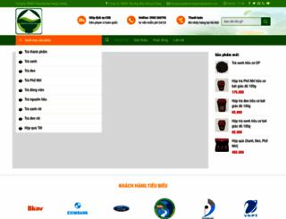 hungcuongtea.com screenshot