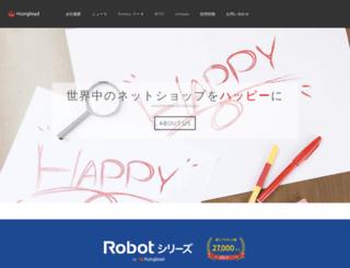 hunglead.com screenshot