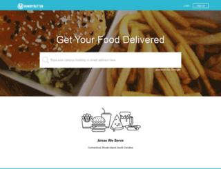 hungryrhody.com screenshot