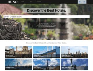 huno.com screenshot