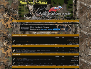 hunt-indiana.com screenshot
