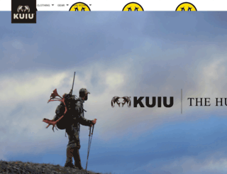 hunt.kuiu.com screenshot