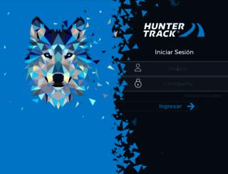huntertrack.com.do screenshot