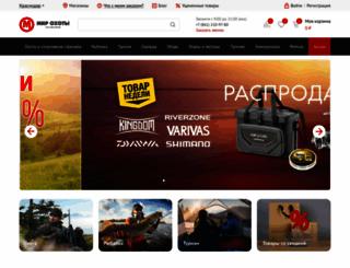 huntworld.ru screenshot