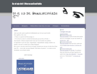 huracanconfalda.weebly.com screenshot