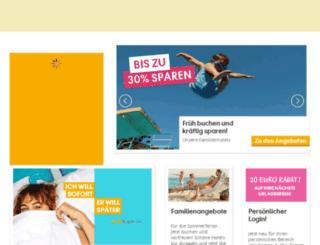 hurghada-safaga.neckermann-reisen.de screenshot
