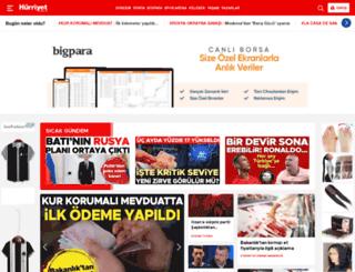 hurriyetcocukkulubu.com screenshot